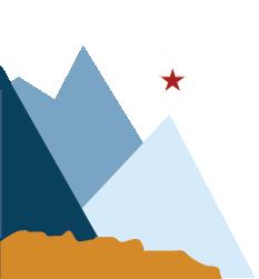 Mountain graphic